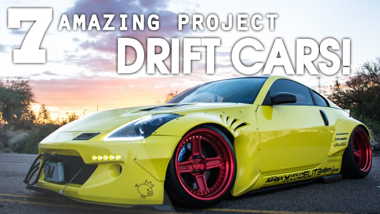 the top project drift cars any budget youtube. Black Bedroom Furniture Sets. Home Design Ideas