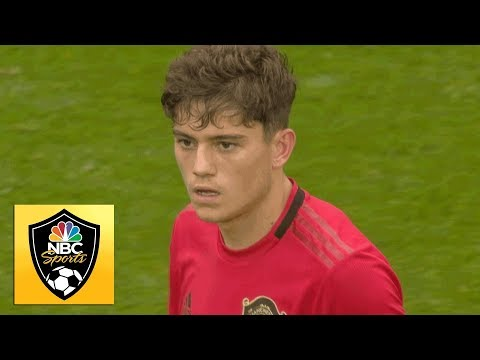 Daniel James gets a goal in his Man United debut against Chelsea | Premier League | NBC Sports
