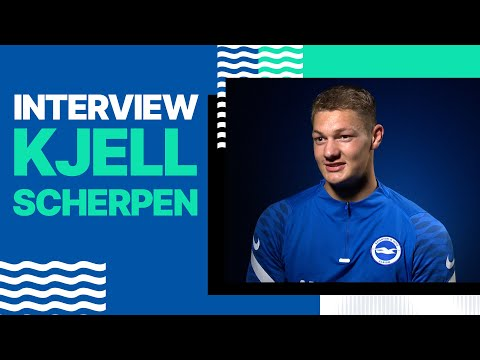 Kjell Scherpen Signs For Brighton & Hove Albion
