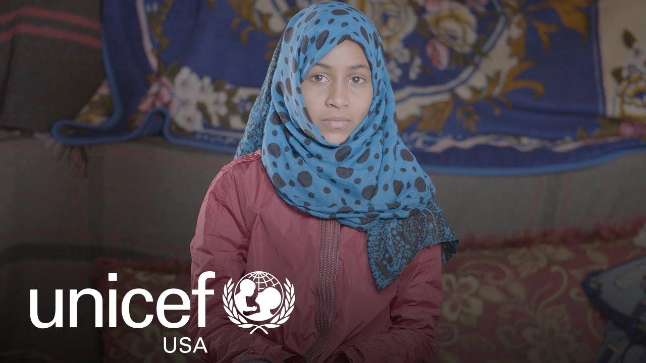 Yemen's Children Dream of Peace: Sawsan's Story | UNICEF USA