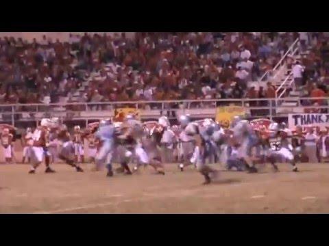 Eagle Pass Eagles vs. Laredo Cigarroa Toros 2007 Football Season