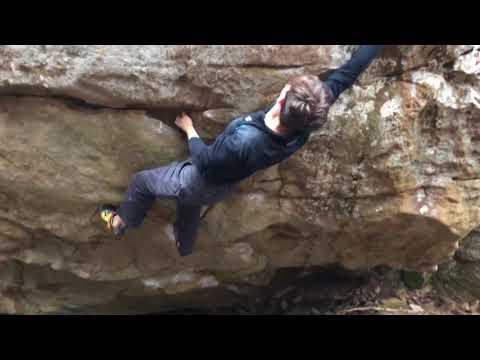 Stone Fort Classics | Little Rock City Bouldering 2018
