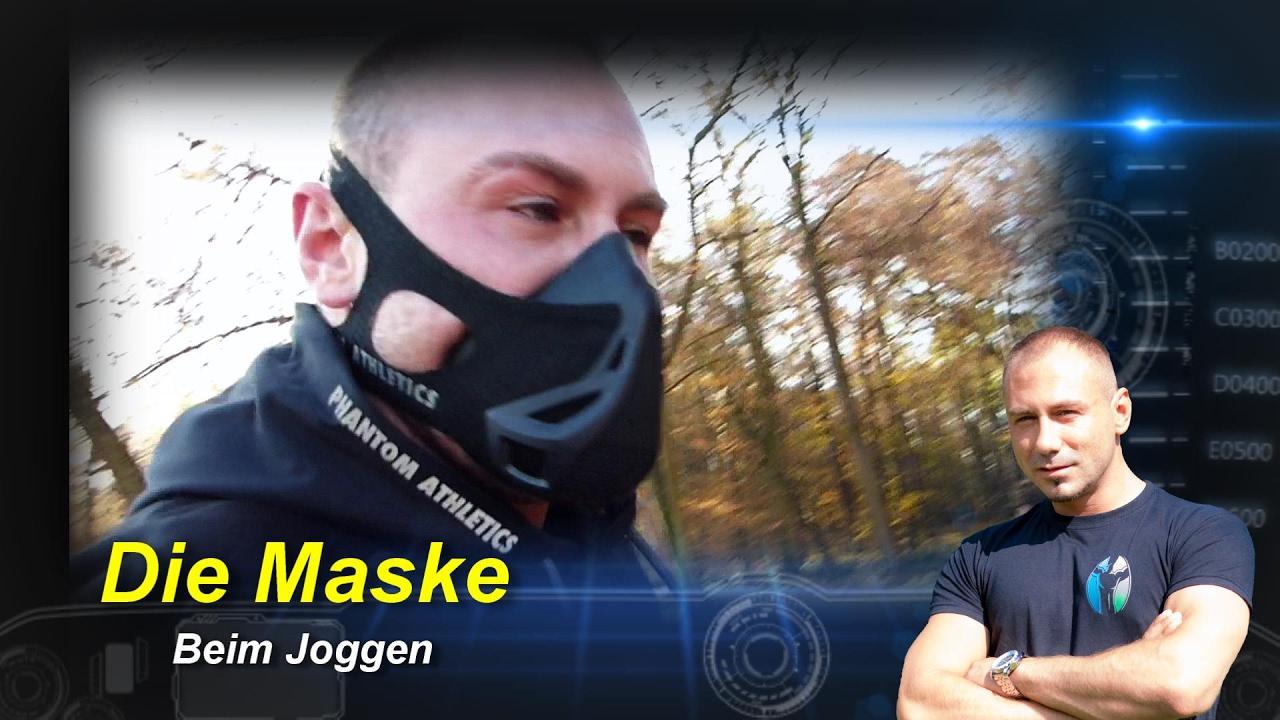 Phantom Maske Test