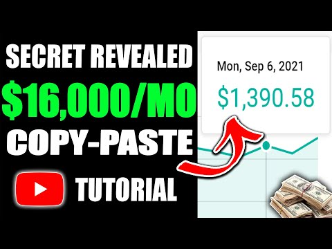How To Make Money On YouTube Without Making Videos (Step by Step With Proof It Works)