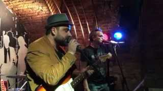 Éliás Gyula JR.- Szolnoki Péter Breezin' Live @Jazzy pub/ George Benson- Al Jarreau Cover