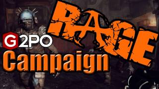 RAGE Campaign: Searching  Saint Vita Hospital, Time for a Upgrade (Part 38)