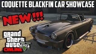 GTA 5 PS4 - Invetero Coquette BlackFin $695,000 Car Showcase