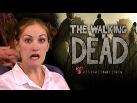 Dick Grayson, Away! - The Walking Dead is AWESOME! - Part 11