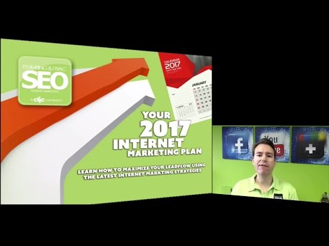 2017 Internet Marketing Plan for Plumbers, AC & Heating Contractors (SEO, PPC, Social Media & More)