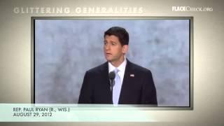 Glittering Generalities: Ryan on