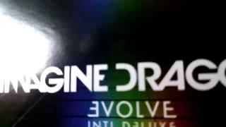 Unboxing!! - Imagine Dragons - Evolve (Deluxe)