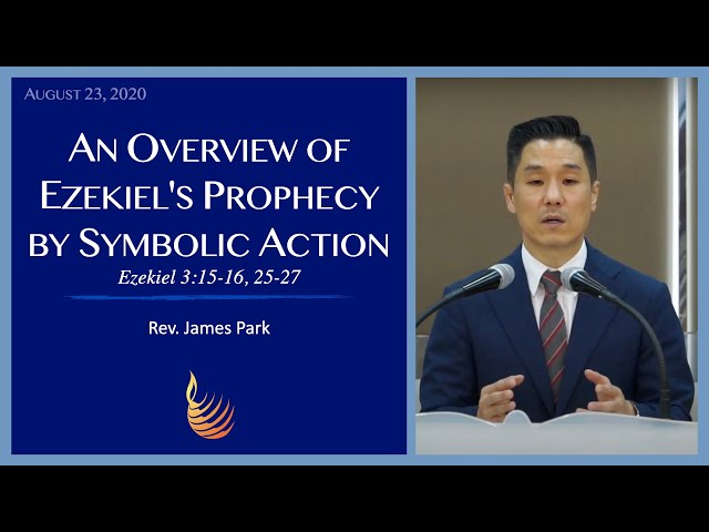 Overview of Ezekiel's Prophecy by Symbolic Action