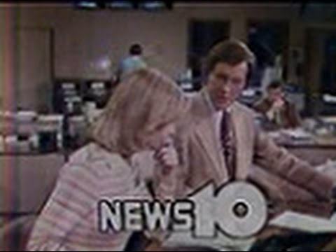 WCAU Channel 10 - News 10 (Opening & Partial First Story, 1977)