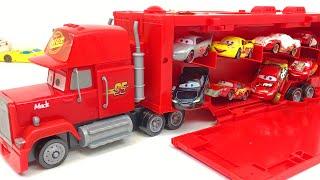 Disney Cars 3 Toys Mack Big Truck Transporter Lightning McQueen & оther Cartoon Characters
