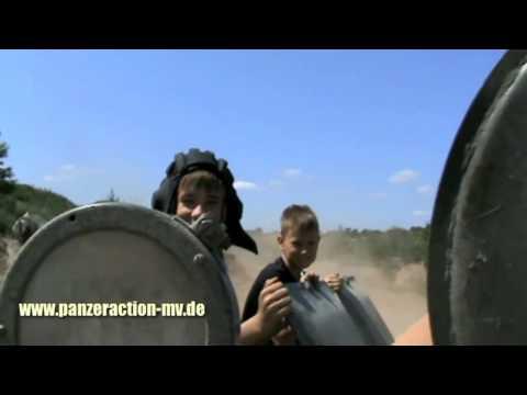 PanzerAction-MV --- selber Panzer fahren in Mecklenburg --- BMP 1