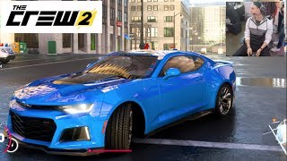 The Crew 2 -FIRST ONLINE Freeroam LIVE COMM! Drag Racing/Airplane Stunts/Boats!