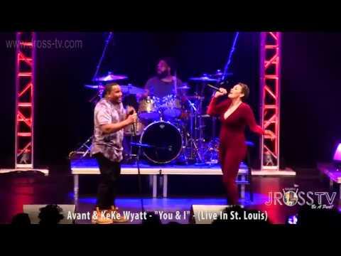 "Download James Ross @ Avant & KeKe Wyatt - ""You And I"" -  www.Jross-tv.com (St. Louis)"
