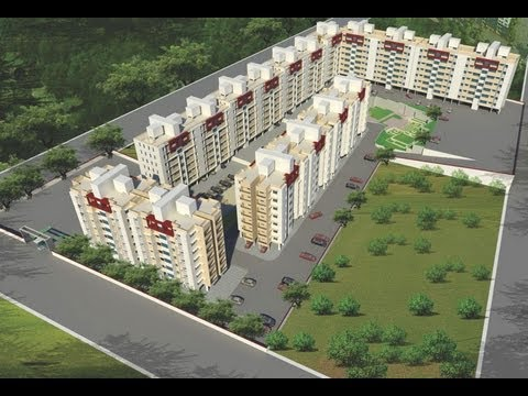 1 BHK Flats in Nashik & 2 BHK flats in Nasik for  Sale by Nirman Group