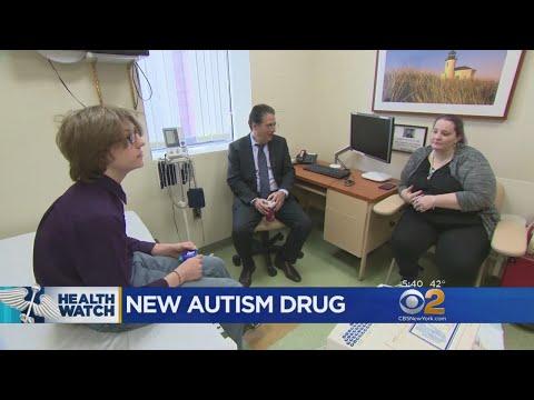 Health Watch: New Drug To Combat Autism
