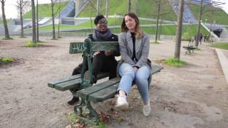 Charlotte Namura interviewée par Claudia Tagbo