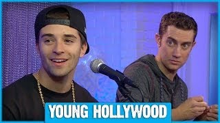 Jake Miller Performs A MILLION LIVES at the YH Studio!