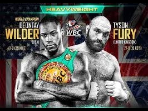 Deontay WILDER Vs Tyson Fury 2 (Part 3 Live)