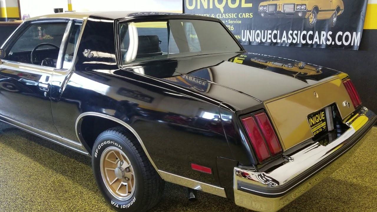 1979 Hurst/Olds W30 for sale