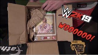 WWE 2K19 Woooooo! Edition - Unboxing