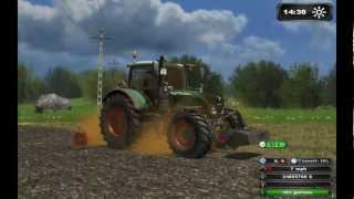 Map ExtreNort 2012 By JuanGB , Farming Simulator 2011.