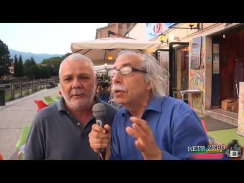 RODOLFO NAPOLETANO (RIVE GAUCHE) - LUNGO IL VELINO SFILA LA MODA CHE VALE