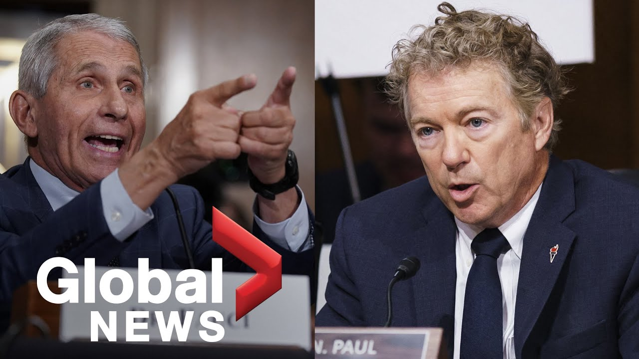 Rand Paul accused Anthony Fauci of lying to Congress about ...