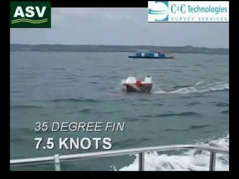 Unmanned Semi Submersible