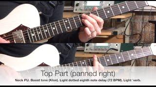 O Praise The Name - Hillsong Worship - Electric Guitar Tutorial
