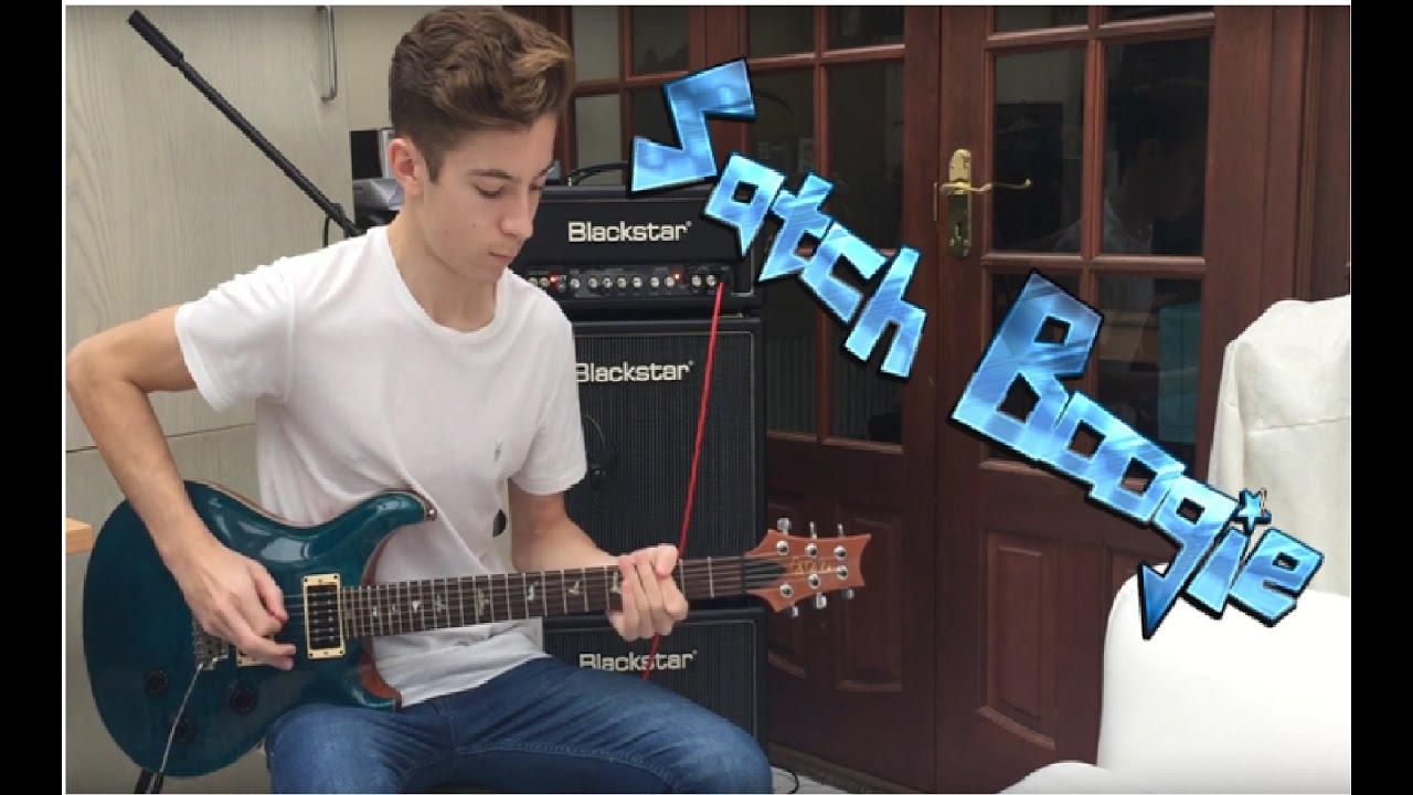 satch boogie guitar cover youtube. Black Bedroom Furniture Sets. Home Design Ideas