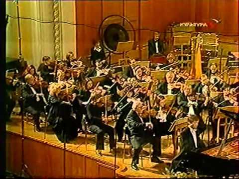 Nikolay Lugansky - Rachmaninoff Concerto N 1