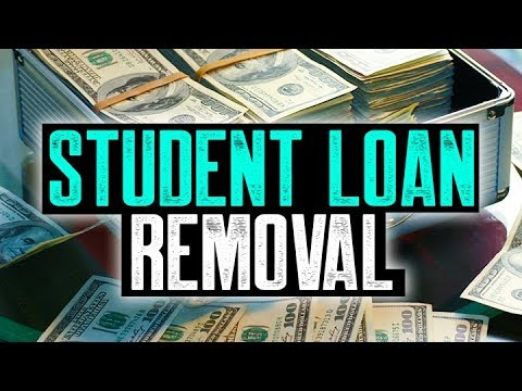 STUDENT LOAN REMOVAL || 70 POINTS BOOST || LATE PAYMENT REMOVAL || CREDIT REPAIR LETTERS THAT WORK