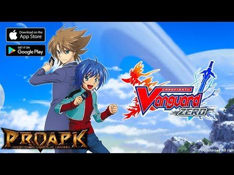 Vanguard ZERO Gameplay Android / IOS