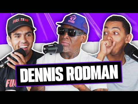 Dennis Rodman on Partying in North Korea & his Relationship with Michael Jordan    FULL SEND PODCAST