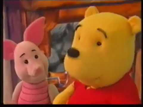 The Book Of Pooh Stories From The Heart Part 2
