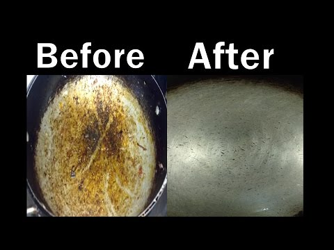 how to clean burnt pots and pans | TimesNow BreakingNews