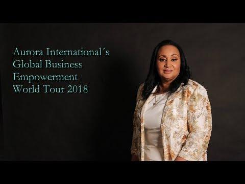 Aurora International´s Global Business Empowerment World Tour 2018