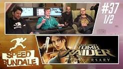 [1/2] Tomb Raider Anniversary mit Heinki, Sia, Simon und Gregor | Speedrundale | 02.04.2016