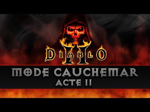 Vidéo d'Alderiate : [FR] ALDERIATE - DIABLO II LOD - 1.14D - CAUCHEMAR - PALADIN - ACTE II