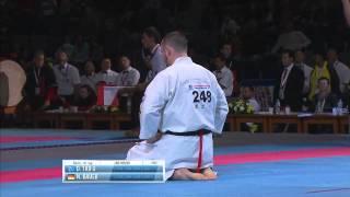 Tatami 1 - Online. World Championship KWU Kyokushin