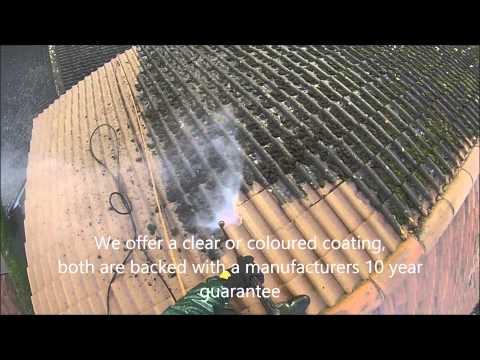 roof-cleaning-in-the-uk---removing-moss-from-concrete-roof-tiles-by-great-outdoors-and-in-ltd