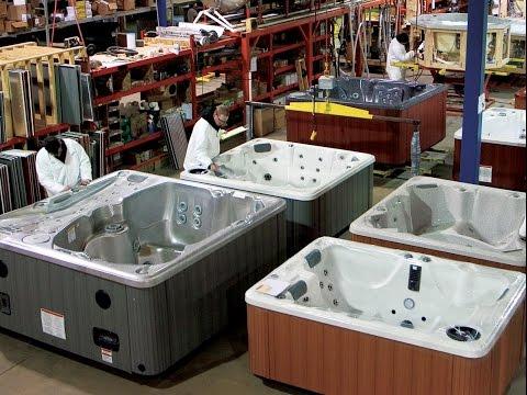 2015 PDC Spas Hot Tub Showroom Tour