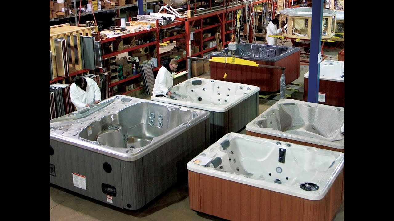 Pdc Spas Hot Tub Showroom Tour