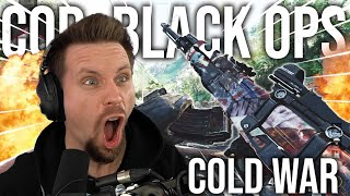 RAGE & FAILS MONTAGE   CALL OF DUTY: COLD WAR