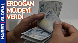 Cumhurbaşkanı Erdoğan'dan Emeklilere Müjde! Emekli İkramiyeleri Ne Zaman Yatacak