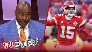 Mahomes' long-term contract with Chiefs was not a smart move, talks Dak   NFL   SPEAK FOR YOURSELF